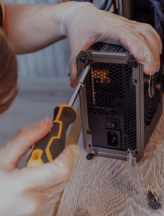 mantenimiento hardware ordenadores